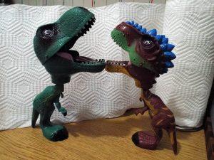 Dinosaurs Invade Flushing Meadow Corona Park