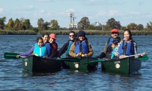Canoeing @ Willow Lake CANCELED @ Flushing Meadow Corona Park