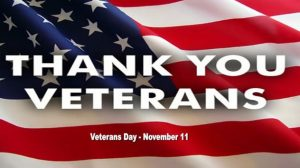 Now - Show Your Support For Our Veterans